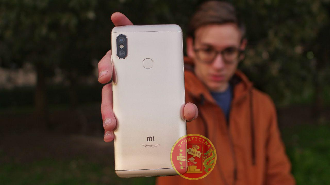 [VIDEO] Xiaomi Redmi Note 5: unboxing e anteprima