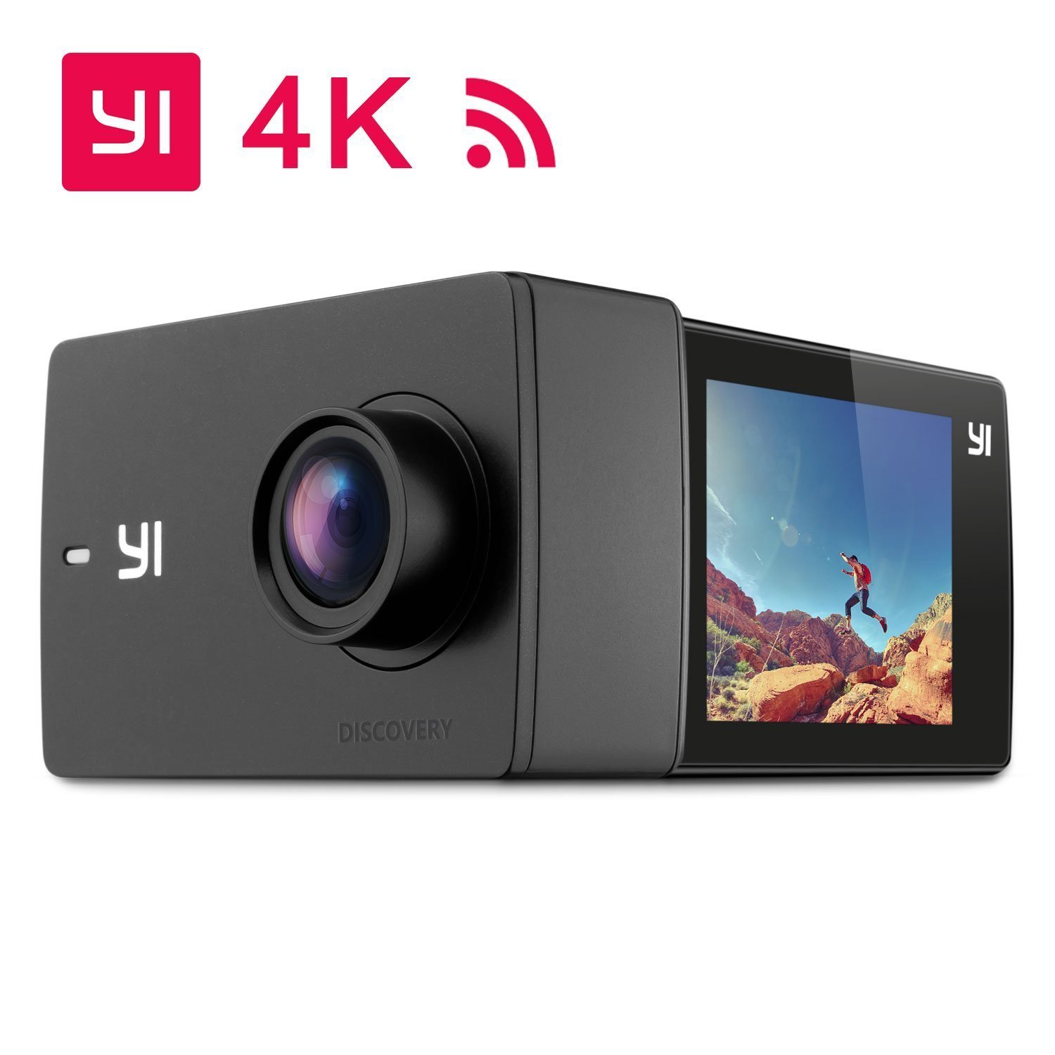 [CODICE SCONTO] YI Discovery 4K Action Camera su Amazon