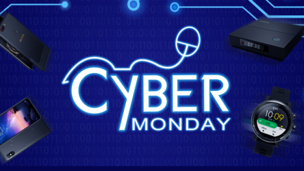 Cyber Monday Geekmall: le offerte continuano!