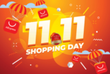 11.11 ALIEXPRESS: Il global festival shopping con super offerte e tantissimi coupon!