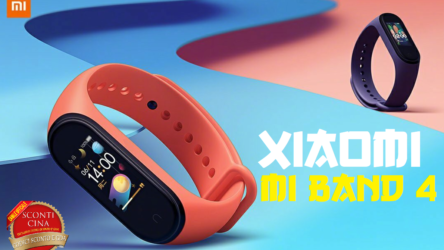 Novità imperdibile! Xiaomi Mi Band 4